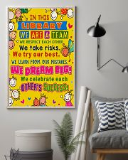 Librarian In This Library 11x17 Poster lifestyle-poster-1