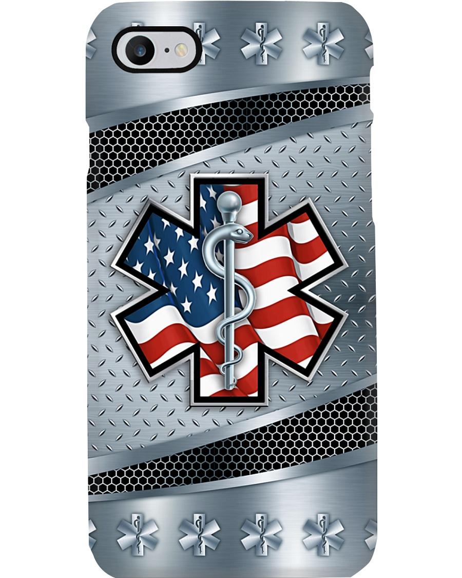 Paramedic Metal Phone Case