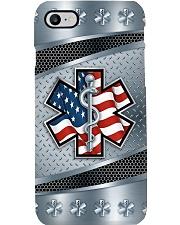 Paramedic Metal Phone Case i-phone-7-case