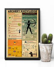 Archery Knowledge 11x17 Poster lifestyle-poster-8