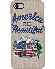 Camping America The Beautiful Camper Phone Case i-phone-7-case