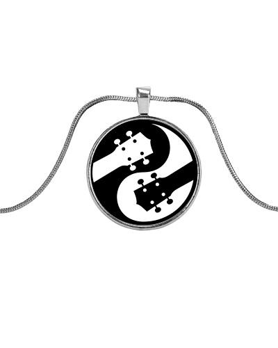 Black White Yin Yang Ukulele