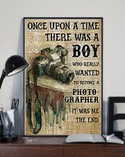 Photographer Once Upon A Time  11x17 Poster lifestyle-poster-2