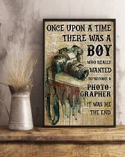 Photographer Once Upon A Time  11x17 Poster lifestyle-poster-3