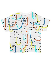 Synthesizer Colorful Modular   All-over T-Shirt front