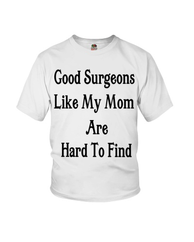 Good Surgeons Like My Mom Are Hard To Find