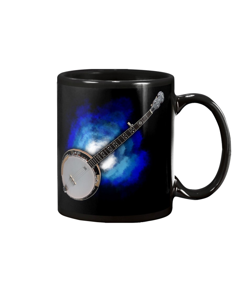 Banjo Music Instrument Mug