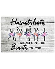 Hairdresser Bring The Beauty In You 17x11 Poster front