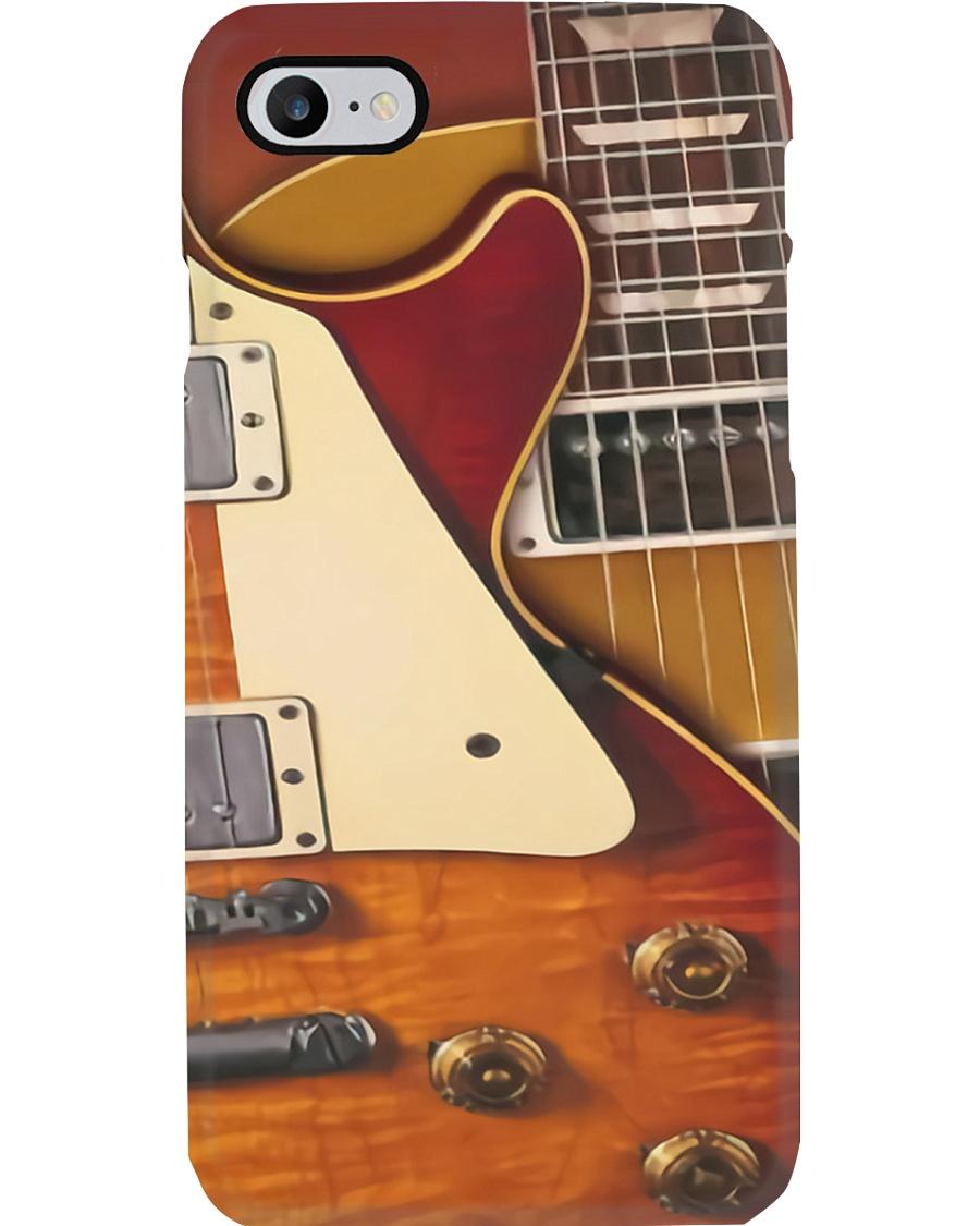 Vintage Guitar Phone Case