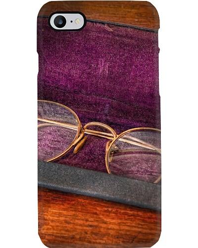 Purple Vintage Glasses Optometrist