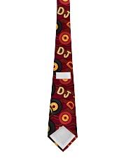 DJ Vinyls Red Design Tie back