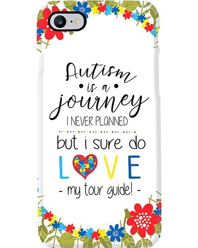 Autism Awareness I Love My Tour Guide