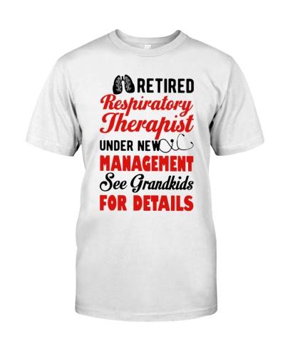 Retired Respiratory Therapist