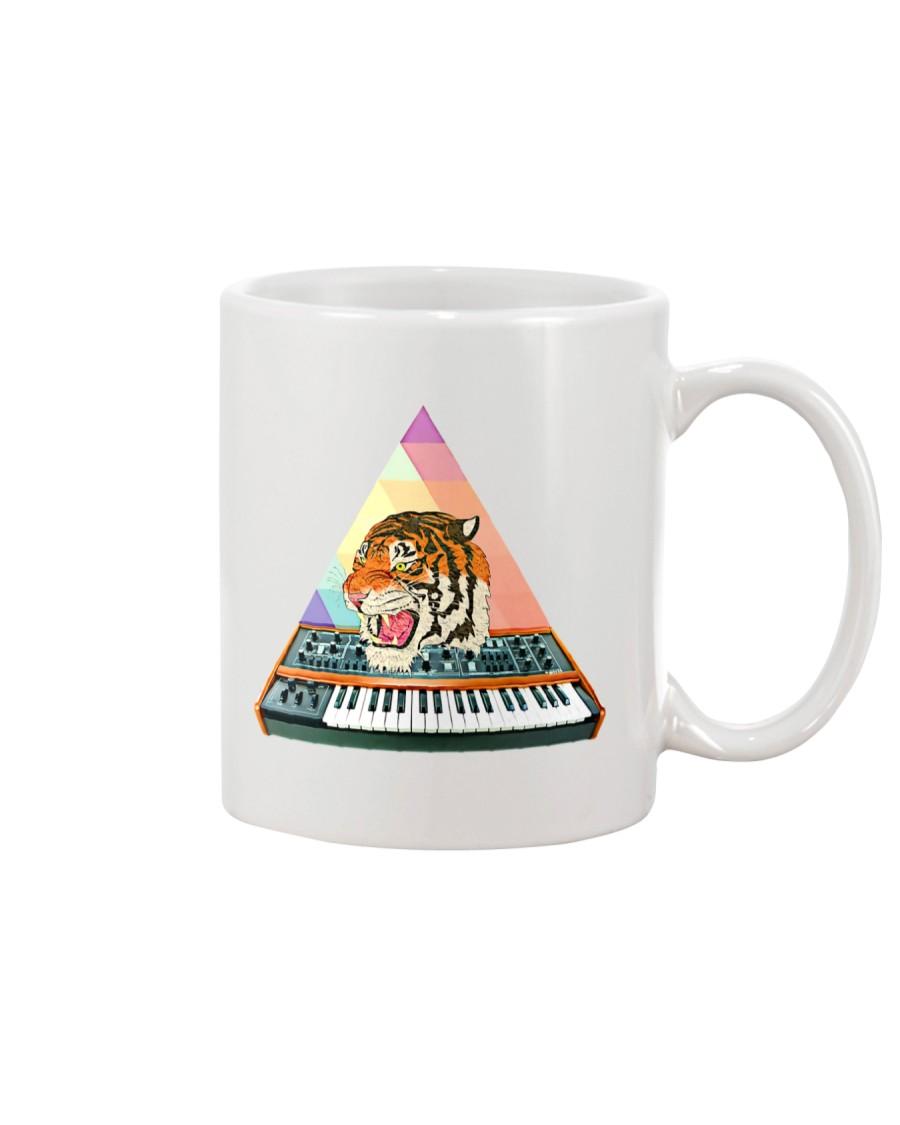Tiger Synthesizer Mug