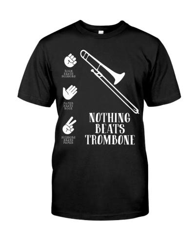 Trombonist Nothing Beats Trombone
