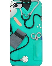 Physician Assistant Scrub Phone Case i-phone-7-case
