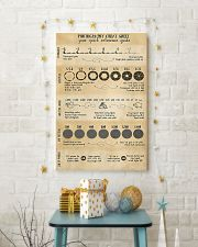 Photography Cheat Sheet 11x17 Poster lifestyle-holiday-poster-3