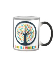 Social Worker Gift Color Changing Mug thumbnail