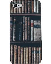 Librarian Old Bookshelf Phone Case i-phone-7-case