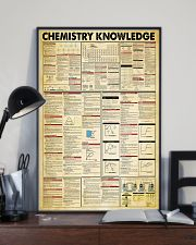 Chemistry Knowledge Chemist 11x17 Poster lifestyle-poster-2