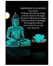 Yoga - Happiness is a choice 11x17 Poster front