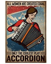 Accordion The Coolest 11x17 Poster front