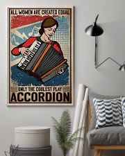 Accordion The Coolest 11x17 Poster lifestyle-poster-1