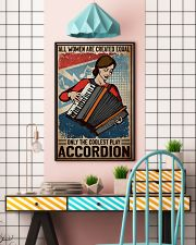 Accordion The Coolest 11x17 Poster lifestyle-poster-6