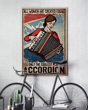 Accordion The Coolest 11x17 Poster lifestyle-poster-7