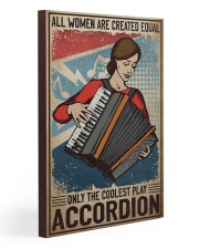 Accordion The Coolest 20x30 Gallery Wrapped Canvas Prints thumbnail
