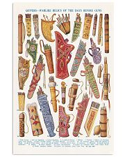 Archery Quivers 11x17 Poster front