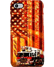 Firefighter  Phone Case i-phone-7-case