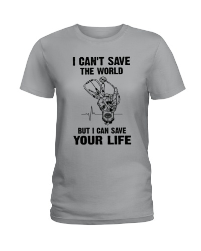 Respiratory Therapist I Can Save Your Life