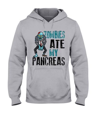 Diabetes Zombies ate my pancreas