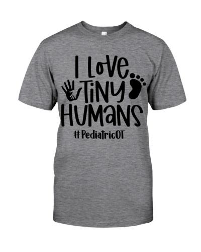 Pediatric OT - I Love Tiny Humans