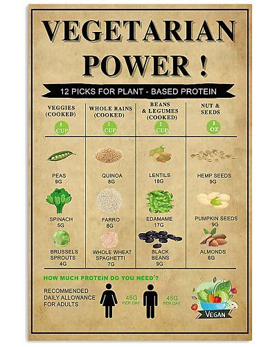 Vegan Vegetarian Power