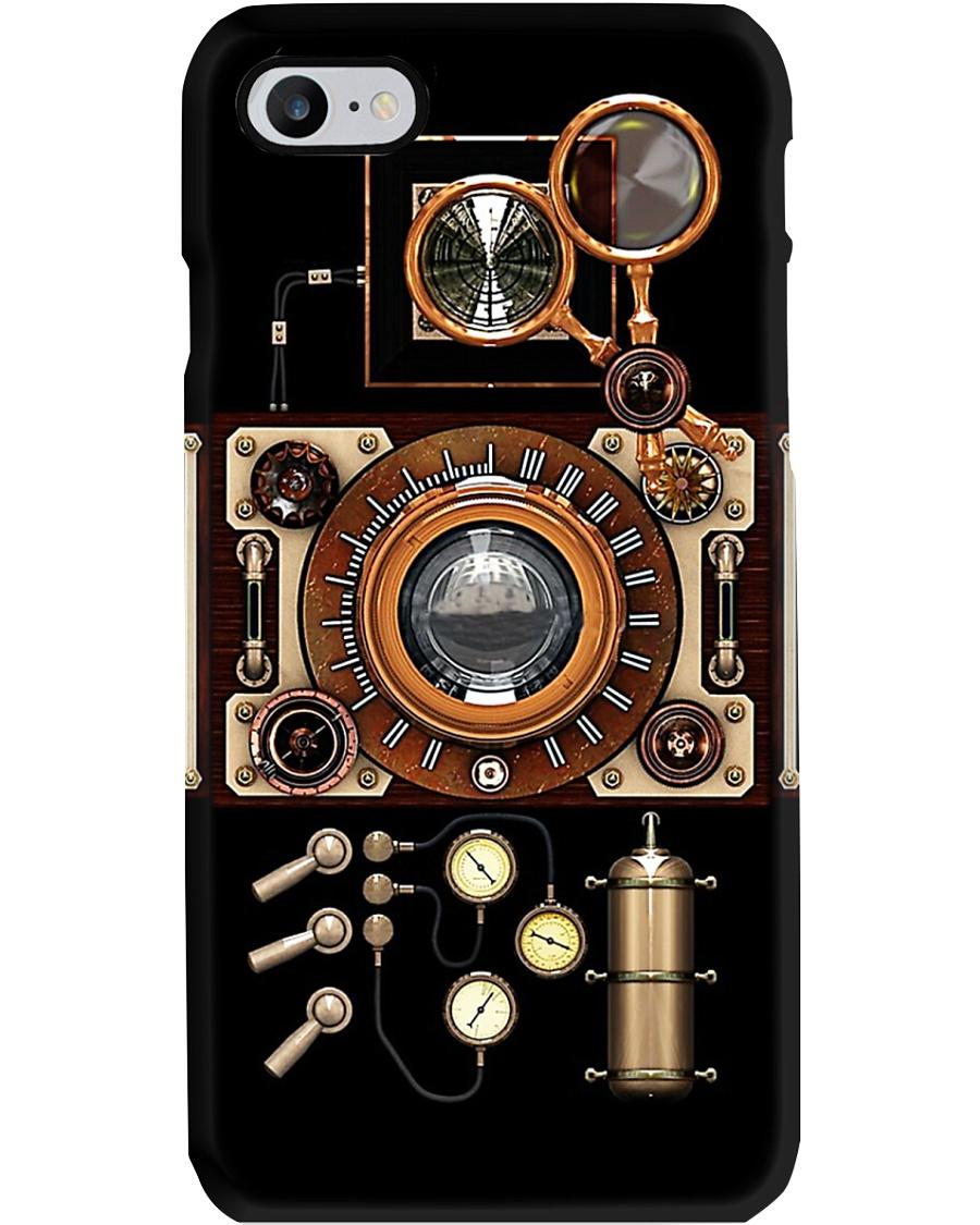 Vintage Camera Photographer  Phone Case