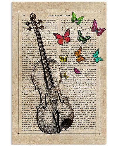 Violin Butterfly