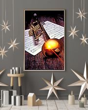 Trumpet Sunset Poster  11x17 Poster lifestyle-holiday-poster-1