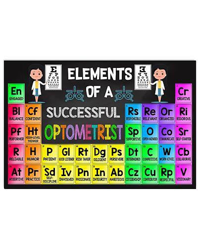 Elements Of A Successful Optometrist