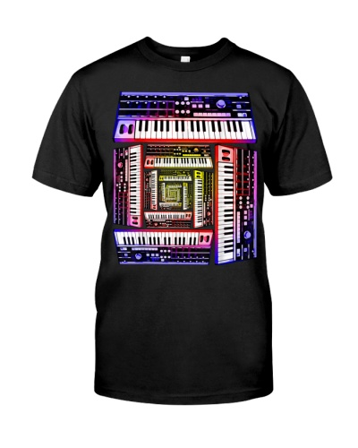 Colorful Synthesizer Music