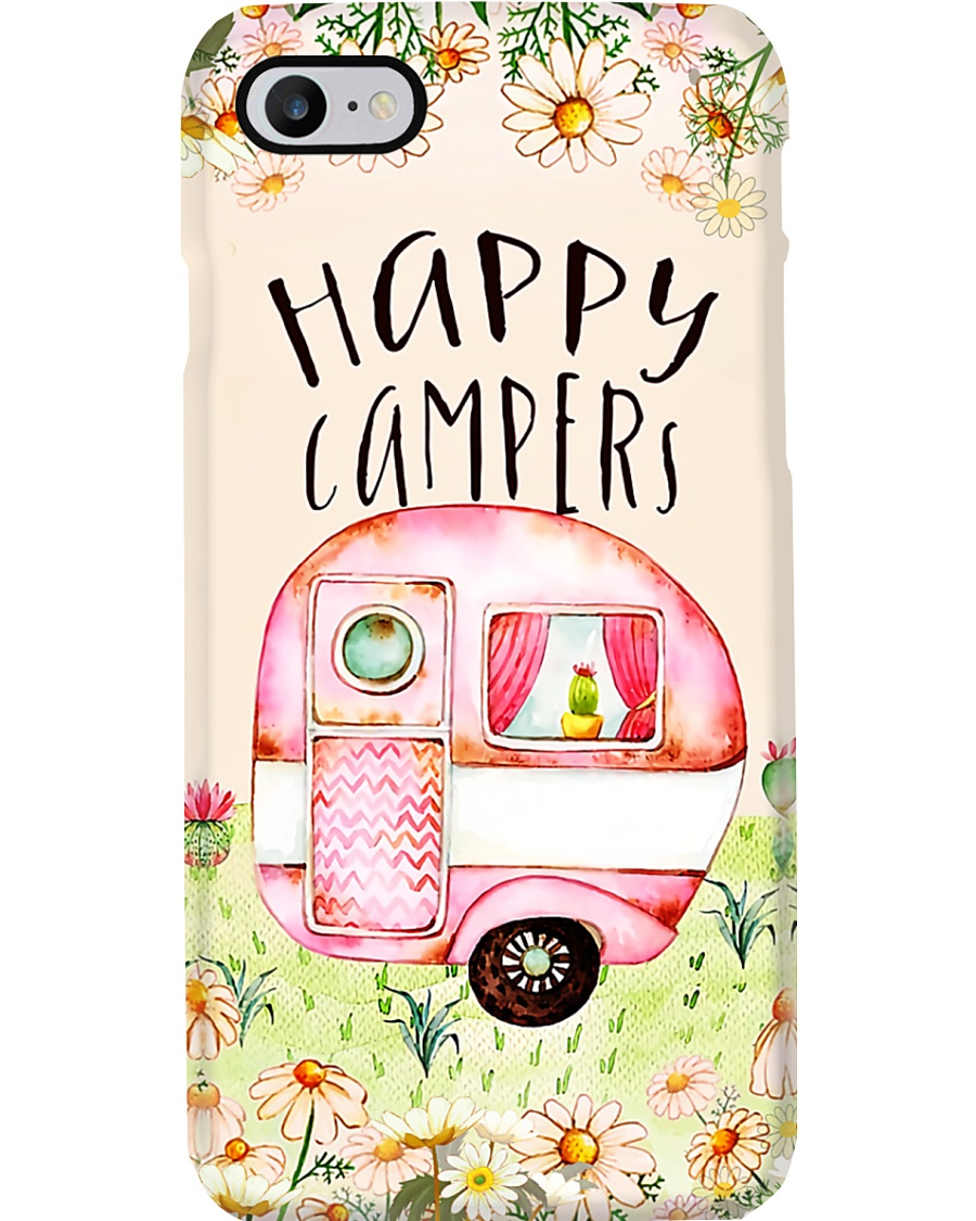 Happy Campers Camping  Phone Case