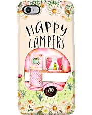 Happy Campers Camping  Phone Case i-phone-7-case