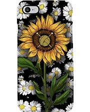 Crochet and Knitting Daisy  Phone Case i-phone-7-case