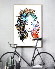 Beautiful Girl Hairdresser 11x17 Poster lifestyle-poster-7
