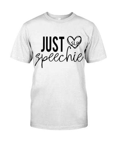 Speech Language Pathologist Just Speechie