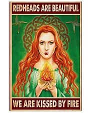 Redhead Girl - Redheads Are Beautiful 11x17 Poster front