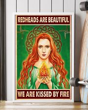 Redhead Girl - Redheads Are Beautiful 11x17 Poster lifestyle-poster-4