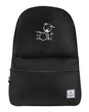 Drummer Unique Gift Backpack thumbnail