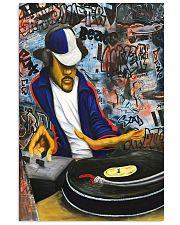 DJ Vintage 11x17 Poster front